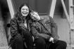 Eden Schwartz and Samie Detzer 3, Photo by Charles Peterson