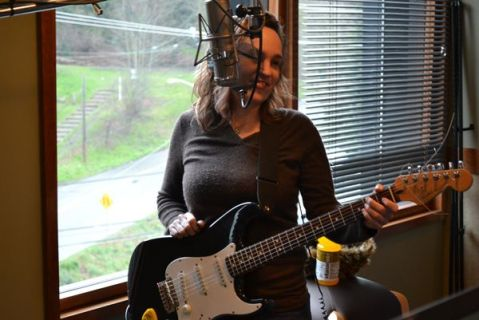 Gretta Harley at KJR, The Bob Rivers Show, 2/11/2013