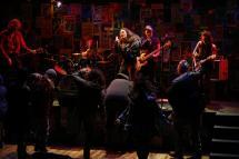 L to R Ron Nine, Mitch Ebert, Eden Schwartz, Fiia McGann, Gretta Harley, Photo by Stacey Wescott